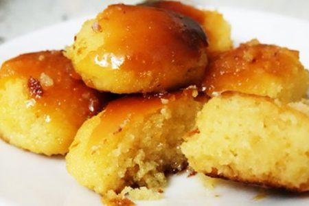 dessert named Jufka